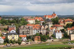 Beautiful view of Meissen, Germany Royalty Free Stock Image