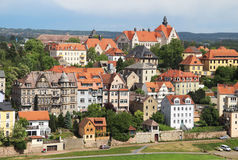 Beautiful view of Meissen, Germany Stock Photography
