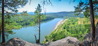Beautiful view Royalty Free Stock Photography