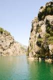 Beautiful view mounttain Green Canyon Royalty Free Stock Image
