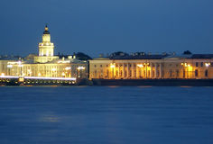 Free Beautiful View Of Saint-Petersburg. Royalty Free Stock Photo - 5524855