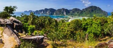 Beautiful view of Phi Phi island Stock Photo