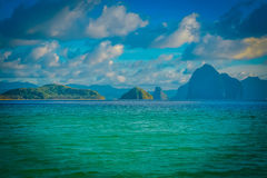 Beautiful view in Philippines Royalty Free Stock Photography