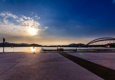 Putrajaya bridge royalty free stock image