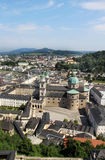 Beautiful view of Salzburg, Austria Stock Photo