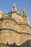 Beautiful view of the Sevilla cathedral Royalty Free Stock Photography