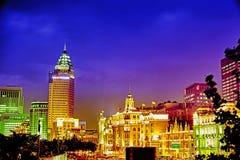 Beautiful view of  Shanghai Stock Image