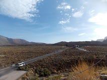 Beautiful view, Teide, Tenerife stock photo