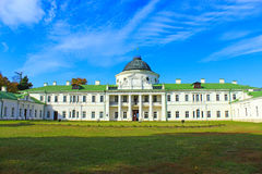 Beautiful view to Kachanivka Palace royalty free stock image