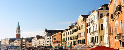 Beautiful view of Venice Royalty Free Stock Images