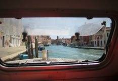 Beautiful view on Venice Royalty Free Stock Image