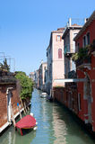Beautiful view of  Venice Stock Images