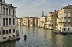 Beautiful view of Venice Royalty Free Stock Photography