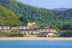 Views of Antigua, Caribbean royalty free stock photography