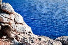Beautiful views of the coastline. Stock Photos