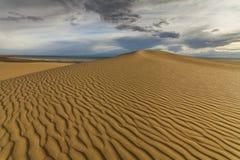Beautiful views of the desert landscape. Gobi Desert. Stock Photography