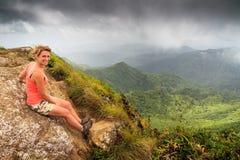 Beautiful views El Yunque Royalty Free Stock Image
