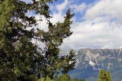 Beautiful views of Julian Alps from Slovenia, Europe Stock Image