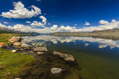 Beautiful views of the lake Royalty Free Stock Photography