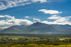 Beautiful views of the Scottish highlands Royalty Free Stock Photo