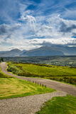 Beautiful views of the Scottish highlands Royalty Free Stock Photography