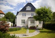 Beautiful villa Royalty Free Stock Photo