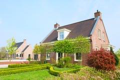 Beautiful villa Royalty Free Stock Photography