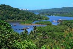 Beautiful Village Pawas-VI Royalty Free Stock Photo