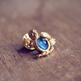 Beautiful vintage brooche Stock Photography