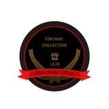 Beautiful Vintage Label. Royalty Free Stock Image