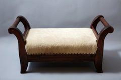 Beautiful vintage stool Stock Images