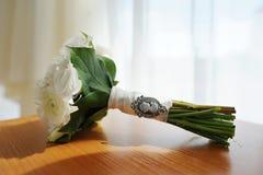 Beautiful vintage wedding bouquet Royalty Free Stock Photo