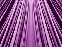 Beautiful violet fabric background Stock Photography