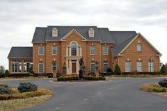 Beautiful Virginia Home Royalty Free Stock Photography