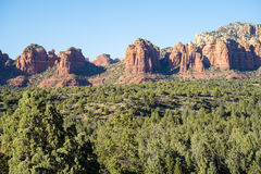 Beautiful Vistas of Sedona Arizona #7 Stock Photography
