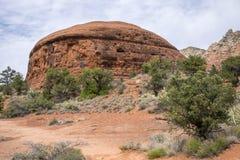 Beautiful Vistas of Sedona Arizona Royalty Free Stock Image