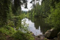 Vrbicke lake in Tatra mountains. Slovakia. Beautiful Vrbicke lake in Tatra mountains. Slovakia Stock Image