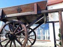 a beautiful wagon stock photography