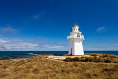 Beautiful Waipapa Point Lighthouse The Catlins NZ Stock Photos