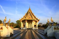 Beautiful Wat Royalty Free Stock Photos
