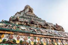 Beautiful Wat Arun Royalty Free Stock Image