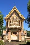 Beautiful wat Thai Stock Photo
