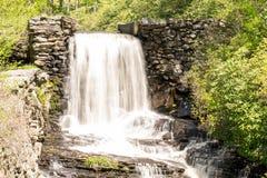 Beautiful water fall Stock Photo