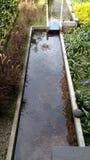 Zen garden water stock images