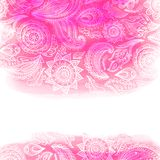 Beautiful Watercolor background Royalty Free Stock Images