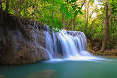 Beautiful waterfal Royalty Free Stock Photography
