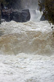 Beautiful waterfall Royalty Free Stock Photography