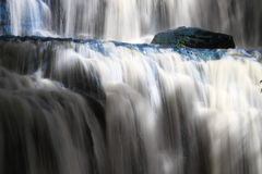 Beautiful waterfall Royalty Free Stock Images