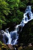 Beautiful Waterfall. Royalty Free Stock Images