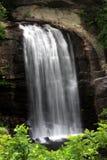 Beautiful waterfall. In countryside scene Stock Photos